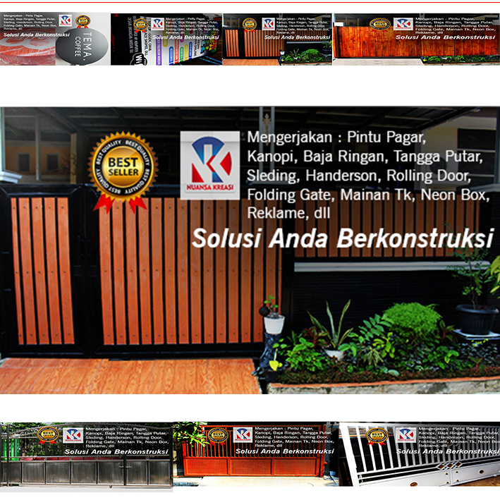 Bengkel Las Terpercaya Tangerang
